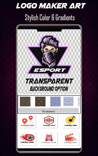 Logo Maker Free - 3D Logo Creator, Logo Design Art 1.3 Screenshots 14