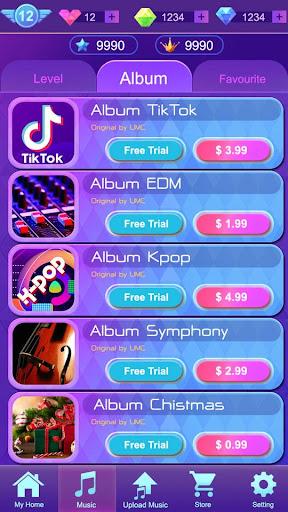 Music Piano Tiles - Music game 1.6.1 screenshots 5