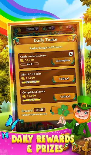 Match 3 - Rainbow Riches 1.0.17 screenshots 6