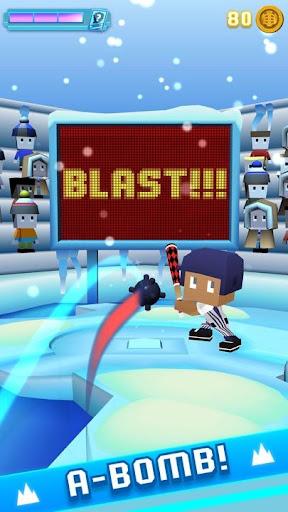 Blocky Baseball  screenshots 2