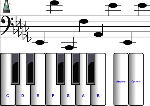 (light) learn sight read music notes piano tutor 7.0.3 screenshots 4