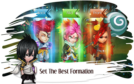 Manga Clash - Warrior Arena apkpoly screenshots 10