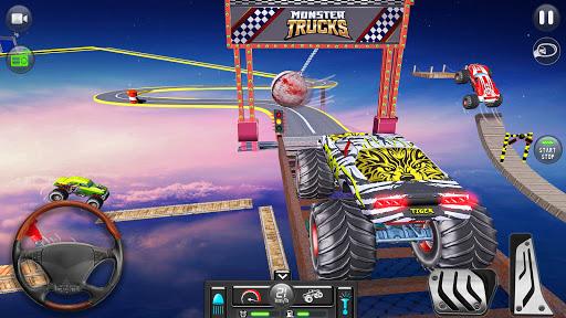 Monster Truck Stunts: Offroad Racing Games 2020 0.8 screenshots 9