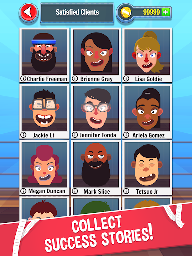 Fat No More - Be the Biggest Loser in the Gym! 1.2.39 screenshots 14