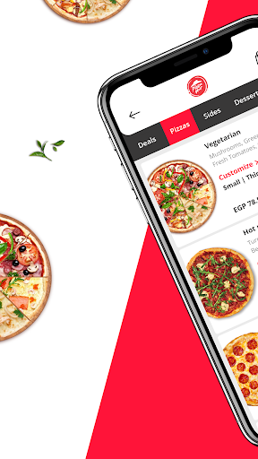 PizzaHut Egypt - Order Pizza Online for Delivery 1.0.6 screenshots 4