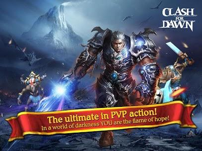 Clash for Dawn: Guild War v1.8.9 [Unlimited] Cheat Mod Apk Download – Damage Hack **2021 NEW 1