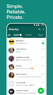 WhatsApp Messenger 2.21.10.4 Apk 1