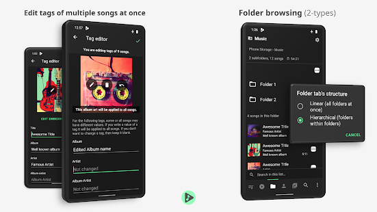 Musicolet Music Player 5.1.1 build282 Screenshots 5