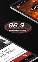 96.3 The Blaze - Missoula's Rock Station (KBAZ)