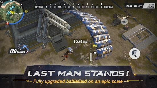 RULES OF SURVIVAL Screenshot