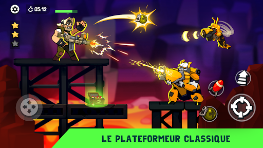 Télécharger Bombastic Brothers – Top Squad APK MOD (Astuce) screenshots 1