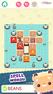 Alphabear: Words Across Time Mod Apk 01.12.00 (Lots of Honey) 1