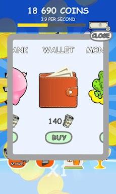 クリッカー 現金 お金 ゲームのおすすめ画像3
