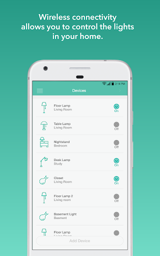North Connected Home Bulb 2.3.1 Screenshots 2