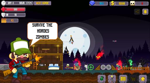 Zombie Craft Survival-Survive the dead apocalypse  screenshots 1