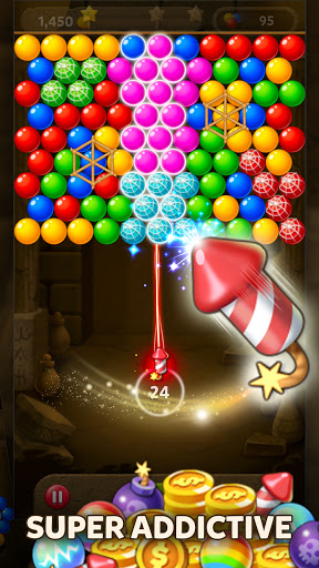 Bubble Pop Origin! Puzzle Game Apkfinish screenshots 13