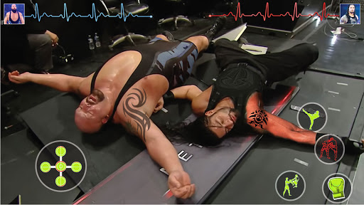 Real Cage Wrestling Games 2021  screenshots 1