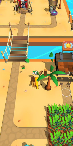 Buildy Island 3d: Hire&Craft Casual Adventure 1.3.6 screenshots 2