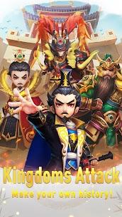 Kingdoms Attack MOD APK (Damage & Defense Multipliers) 1