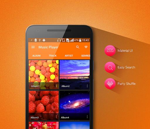 MP3 Player  screenshots 2