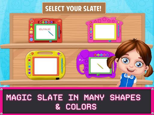 Kids Magic Slate Simulator - Toddlers Drawing Pad  screenshots 3