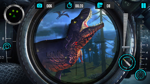 Real Dino Hunting 2018: Carnivores Dino Zoo Game apkdebit screenshots 8