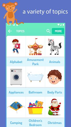 English for kids screenshots 2
