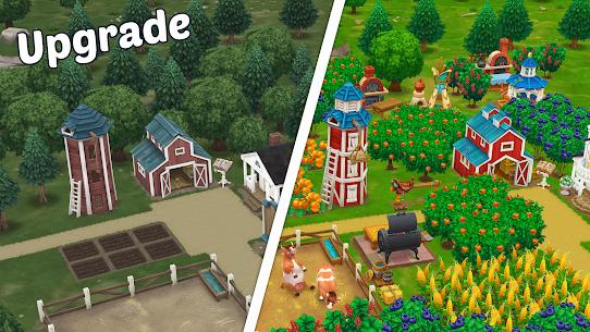 Wild West: New Frontier. Build your super farm. 9
