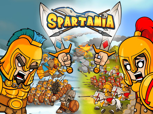 Spartania: The Orc War! Strategy & Tower Defense! 3.17 Screenshots 9