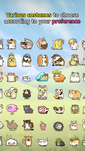 Rolling Mouse - Hamster Clicker  screenshots 4