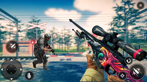 new action games  : fps shooting games 3.7 screenshots 4