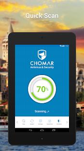 CHOMAR Antivirus Security