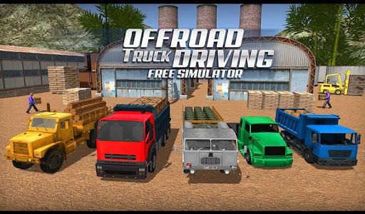 Offroad Truck Driving Simulator: Free Truck Games Apkfinish screenshots 8