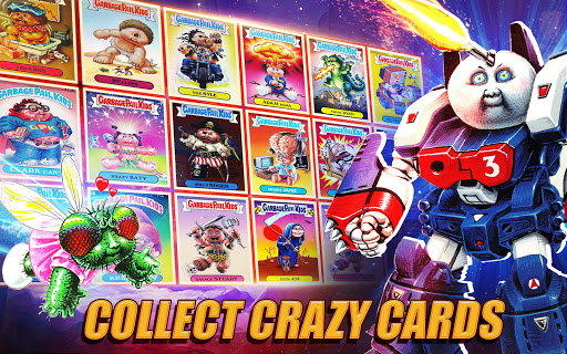 Garbage Pail Kids : The Game android2mod screenshots 9