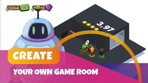 Game Studio Creator - Build your own internet cafe  screenshots 1