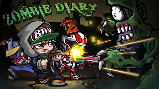 Zombie Diary 2: Evolution 1.2.4 screenshots 21