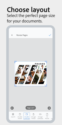Adobe Scan: PDF Scanner with OCR, PDF Creator 20.09.22-regular Screenshots 7