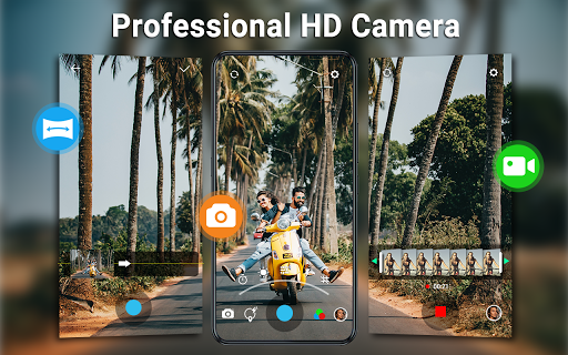HD Camera - Video, Panorama, Filters, Photo Editor 1.7.6 Screenshots 1