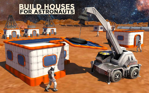 Space Station Construction City Planet Mars Colony  screenshots 9