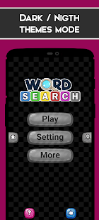 Word Search Puzzle - Free Word Games 1.4 Screenshots 7