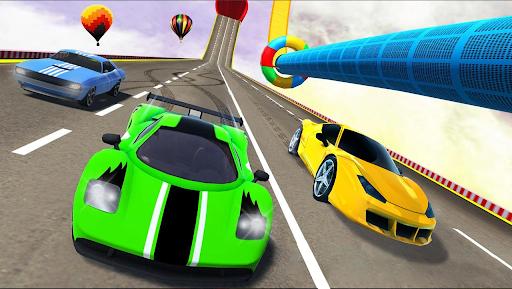 Car Stunt Racing - Mega Ramp Car Jumping screenshots 3