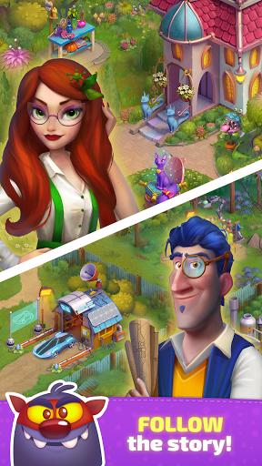 Mergenton Stories: The Town full of Mysteries  screenshots 3