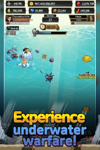 Merge Ninja Star 2 1.0.284 screenshots 8