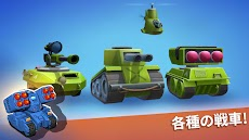 Tankhalla: アドベンチャーアーケードゲーム.戦闘ゲーム&タンクのおすすめ画像5