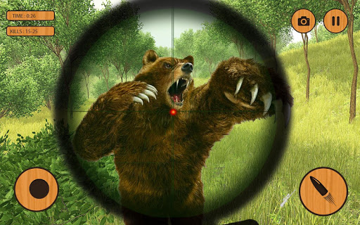 Wild Animals Hunting Games 3D  screenshots 24