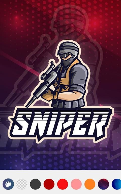 Esport Logo Maker - Create Free Gaming Logo Mascot  poster 11