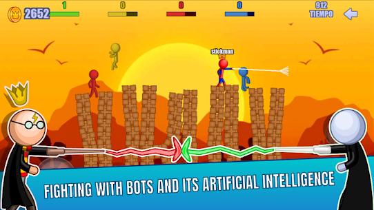 Stick Fight Online: Multiplayer Stickman Battle Mod Apk 2.0.36 (Unlimited Money) 8