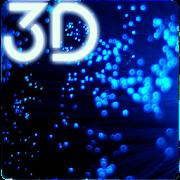 Blue Particles Live Wallpaper