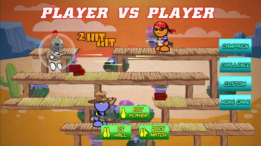 Gun Fight Online:Stick Bros Combat VS Mode  screenshots 4