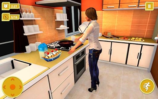 Virtual Mother Life - Dream Mom Happy Family sim apkpoly screenshots 15